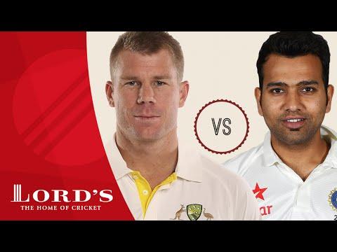 David Warner vs Rohit Sharma | Who's The Greatest?