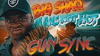 Rainbow Six: Siege - Gun Sync | Mans Not Hot (Tank Mode Remix)