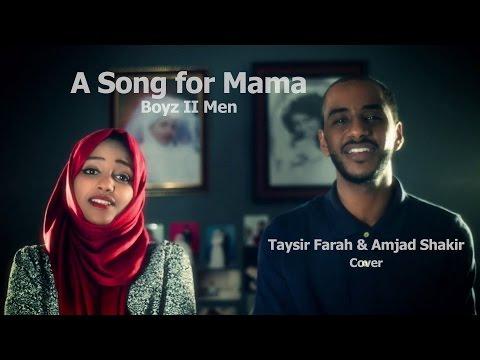 Amjad Shakir Featuring Taysir Farah,  A Song For Mama, Boyz Ii Men video