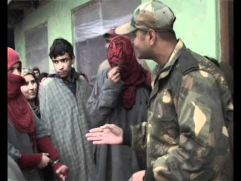 Indian Army Medical help to Kashmiri people