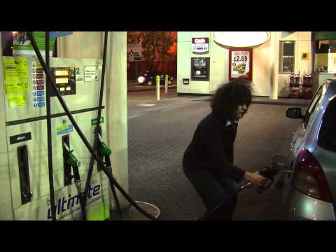 How to fill up at the pump - by Rita