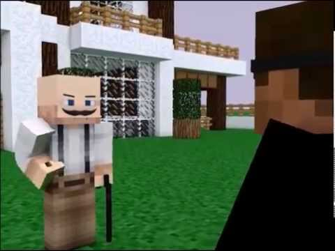 Rude - A Minecraft Animation of MAGIC's