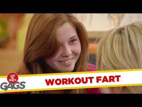 Farting Fitness - Szellentő