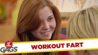 A Fartout,  A Farting Workout - Throwback Thursday