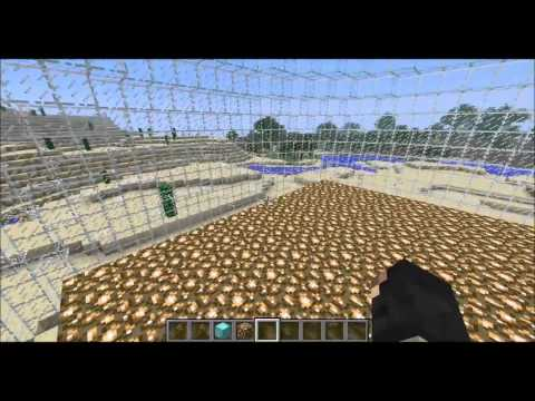 [Minecraft-Tutorial] #1 - WorldEdit [1.7.2] - Ingame befehle und Installation -