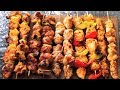 World of Barbecue Skewers