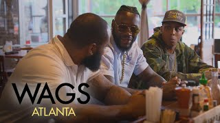 WAGS Atlanta | Is C.J. Mosley Ready to Put a Ring on GF Kesha