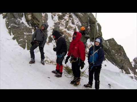 Tatry Wysokie - Kurs Zimowy Turystyki Wysokogórskiej