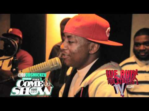CASSIDY ON COSMIC KEV COME UP SHOW ( INTERVIEW ) FRESH OUT
