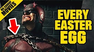 Watch DAREDEVIL Season 2 Easter Eggs, Secret Cameos & References