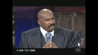 Steve Harvey Clip of his tearful testimony pt.2 0f 3