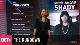 """Marshall Luther King"" – Eminem's Cypher Causes Conversation 