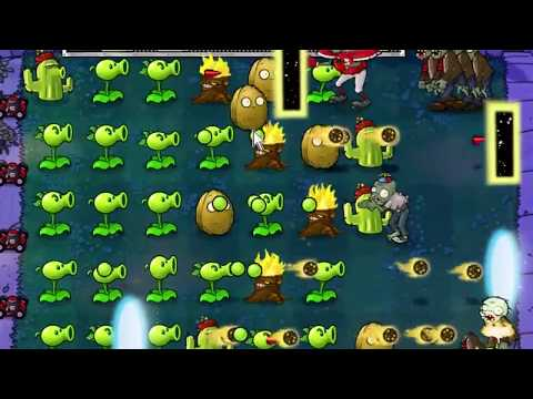Растения против зомби мини игра 11