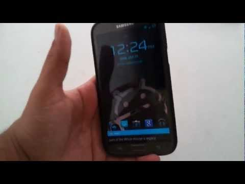 Sprint Galaxy Note 2 Review of the JellyBomb Rom