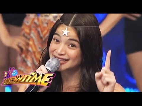 Anne Curtis back on 'Showtime' : It's so good to be back!