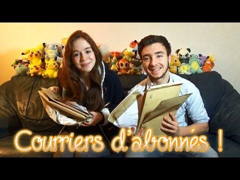 Boite aux lettres Pokémon #10 - Un Duo de Choc pour des Abonnés en OR !