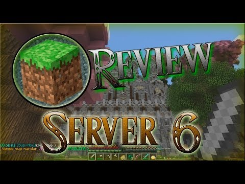 Minecraft REVIEW - Ep.9 - Servidor Demoncrafting - (1.7.9. NO Premium. Sin hamachi)