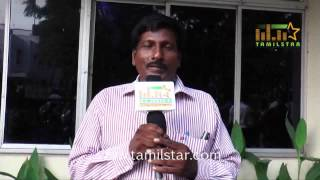 Hariraman At Meenakshi Kadhalan Elangovan Movie Team Interview