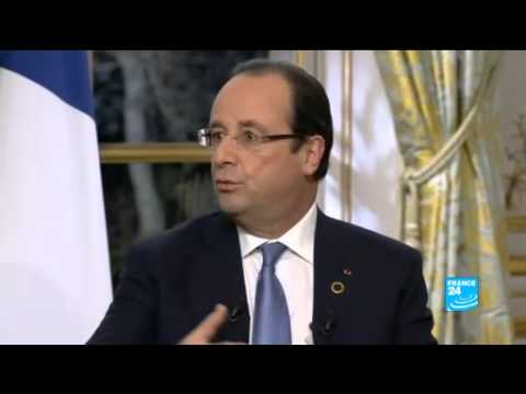 Hollande calls for swift elections in CAR