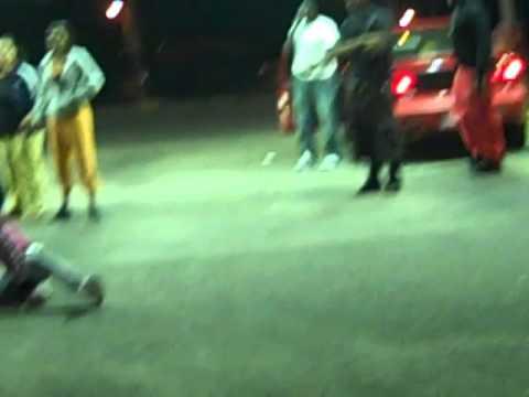 B Line 1st Parade Keykey Beatin Ty Ass video