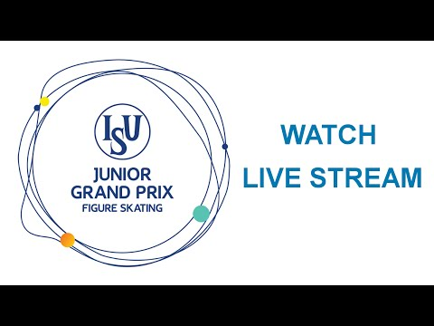 ISU 2014 Jr Grand Prix Ostrava Men Free Skate