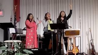 God is love church Friday meeting