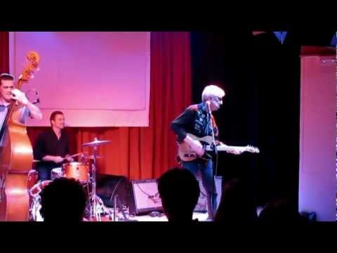 Bill Kirchen - Hot Rod Lincoln (w/guitar riff exhibition) - Madrid 18/10/2012