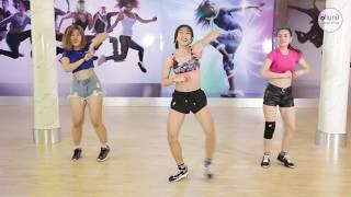 Nhảy zumba Cô ba sài gòn - Giảm cân và xả stress hiệu quả