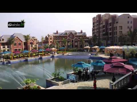 L'Inauguration de la cité Plaza Diamant de Kipé (Conakry)