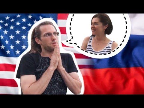 Иностранцы о русских. Если твоя жена русская...