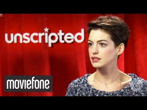 'Les Miserables'  Full Unscripted: Anne Hathaway, Hugh Jackman | Moviefone