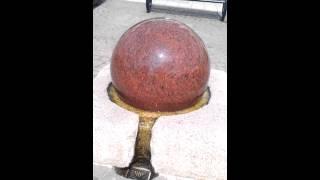 Millemium Globe in Kenilworth