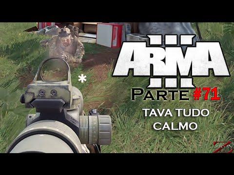 Arma 3 Wasteland Tanoa - Tava tudo Calmo #71
