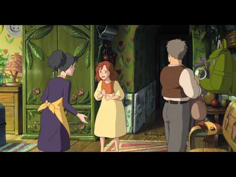 The Secret World of Arrietty - Clip: Young Beans