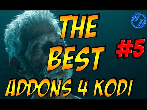 THE BEST KODI ADDONS 2016 #5/MOVIES/TV SHOWS/SPORTS/LIVE TV
