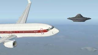 Tin mới: Vật thể lạ UFO 'áp sát' máy bay chở khách tại không phận Iran hôm 11/11/2014