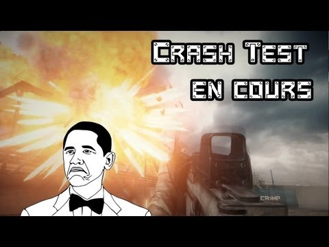 Stunt Fail - Battlefield 3