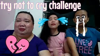 Try not to cry challenge 😭
