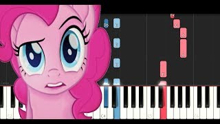 My Little Pony The Movie Soundtrack - Sia - Rainbow (Piano Tutorial)