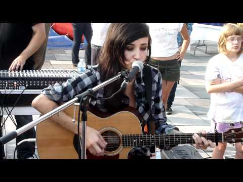 LIGHTS - Toes ( Acoustic )