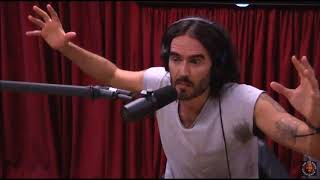 Joe Rogan And Russell Brand on Self Improvement And Conor Mcgregor