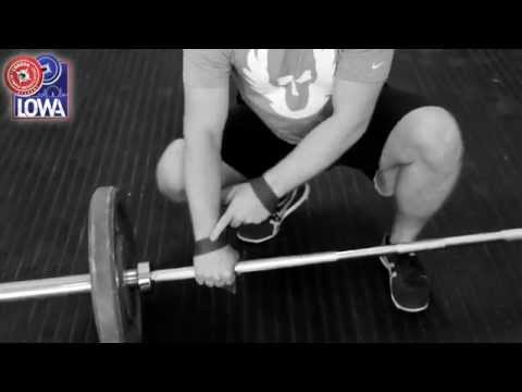 How To Use Olympic Weightlifting Straps Safely To Avoid Injury