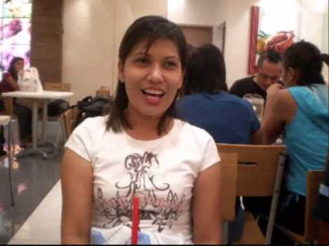 Pretty Pinay Bambi On Video