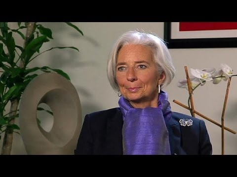 IMF's Lagarde: Ukraine is a challenge and an opportunity
