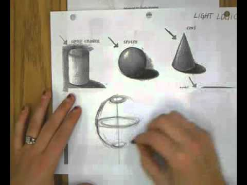 3d Shapes Drawing Drawing 3d Shapes