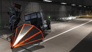 BeamNG.drive - High Speed Tunnel