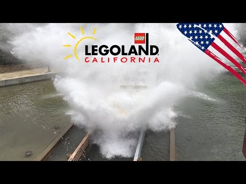 [VLOG] La pire attraction de notre vie ! - Studio Bubble Tea Legoland California