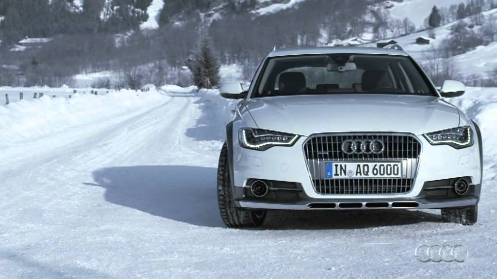 New 2013 Audi A6 Allroad Quattro Youtube