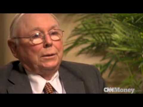 Charlie Munger on Solar Energy and BYD