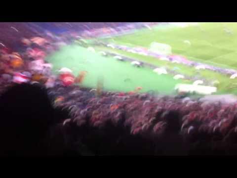 Roma-Parma 2/4/14, 4-1 firmato Rodrigo Taddei!
